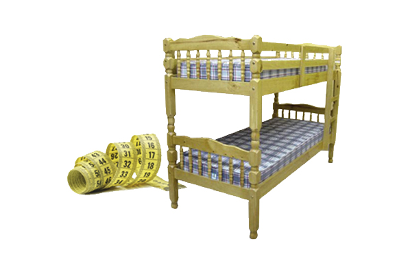 Bunk Bed Made to Measure for You