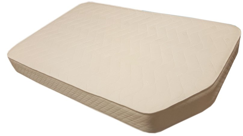 Nearside Caravan Mattress