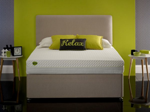"6'0"" Breasley YOU NO.4 Mattress (2000 Pocket Spring & Memory Foam)"