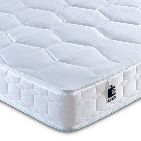 Breasley Uno Deluxe Firm Foam Mattress