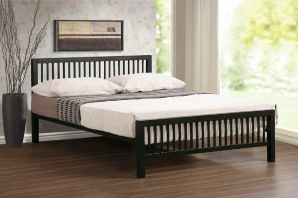 Time Living Meridian Metal Bed