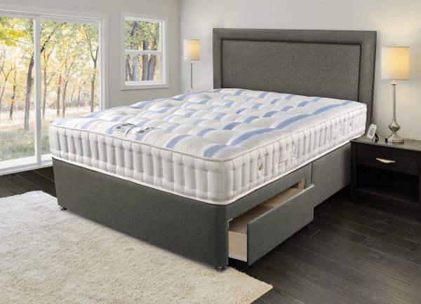 Sleepeezee Naturelle 1200 Divan  Set