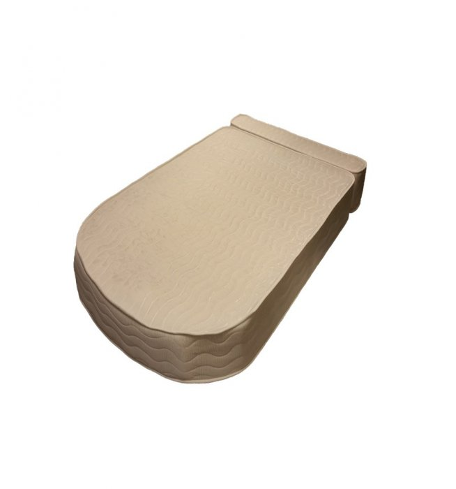 Sightseer Island Double Mattress w/ Bolster