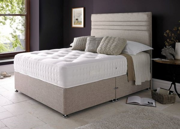 Backcare 2000 Custom Double Size Bed