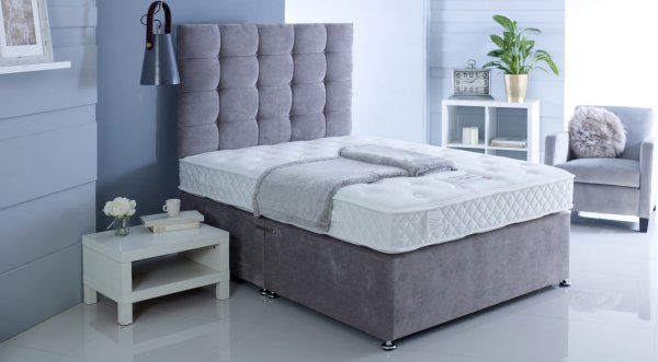 "4'6"" (Double) Baker & Wells Excellence Mattress (1000 Encapsulated Pocket Springs)"