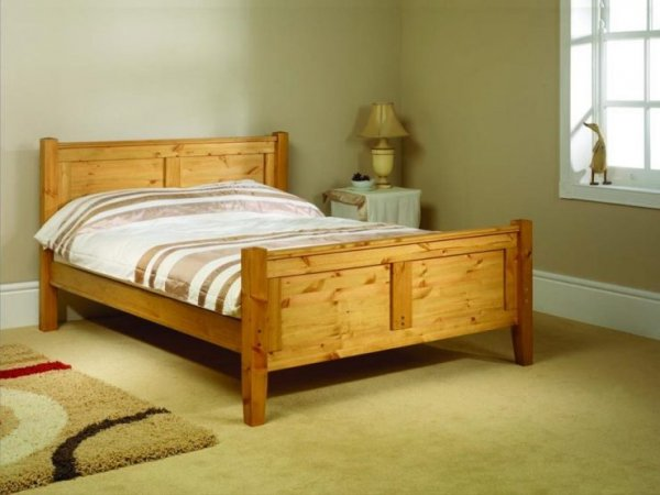 Coniston High Foot Custom Super King Size Bed Frame