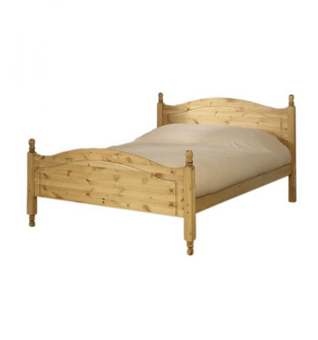 Orlando High Foot Custom King Size Bed Frame