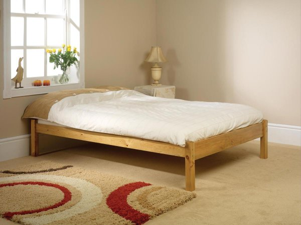 Studio Custom King Size Bed Frame