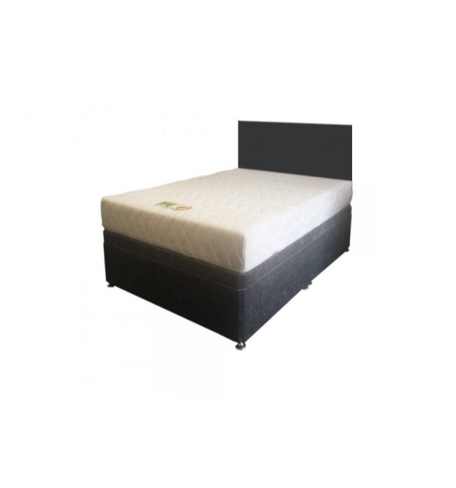 Deluxe Plus Custom King Size Ottoman Bed