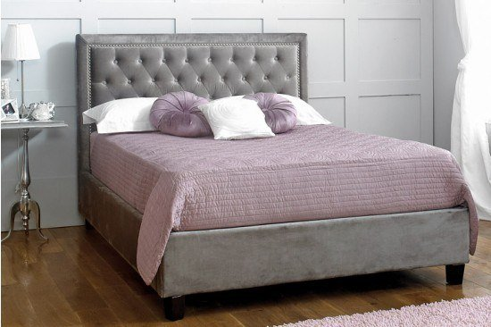 Limelight Rhea Fabric Bed