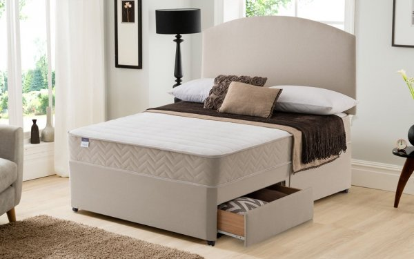 Silentnight Seoul Miracoil Memory Mattress