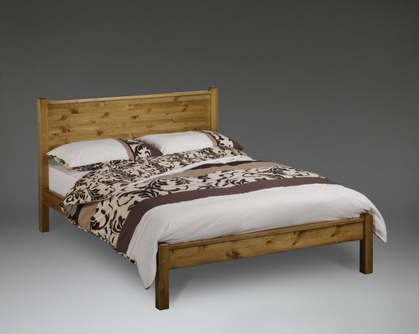 Windsor Beds Sutton Low Foot End Bed Frame