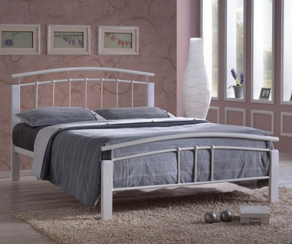 Time Living Tetras Metal Bed