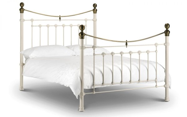 Julian Bowen Victoria Metal Bed
