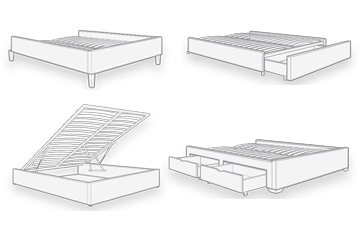 Choose your ideal bed base