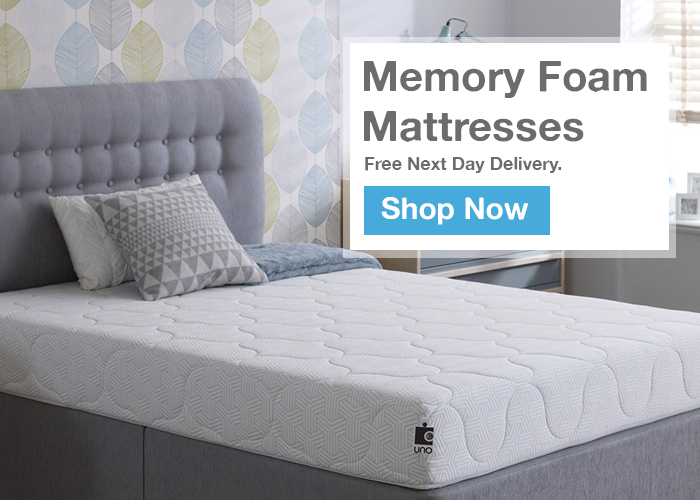 Next Day Delivery Memory Foam Mattresses