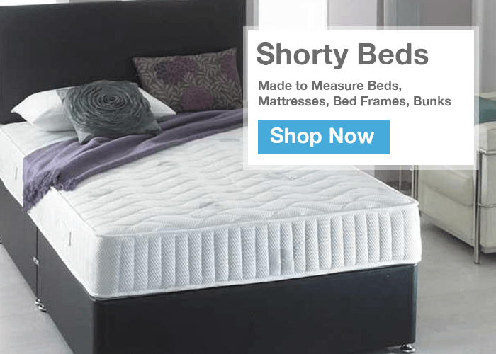 Shorty Beds Brighton & Anywhere in the UK