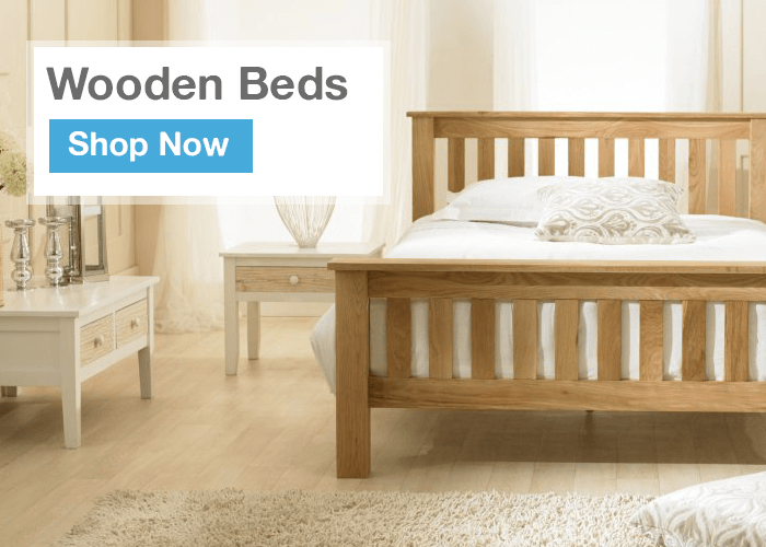 Wooden Beds to Rhyl