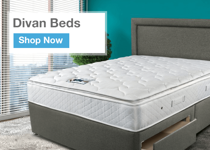 Divan Beds The Scottish Borders Delivery - No Problem