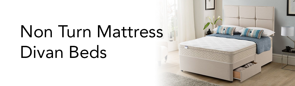 Non Turn Mattress Divan Beds