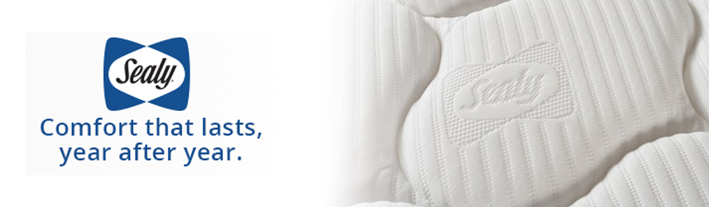 Sealy Mattresses - Comfort that lasts year after year