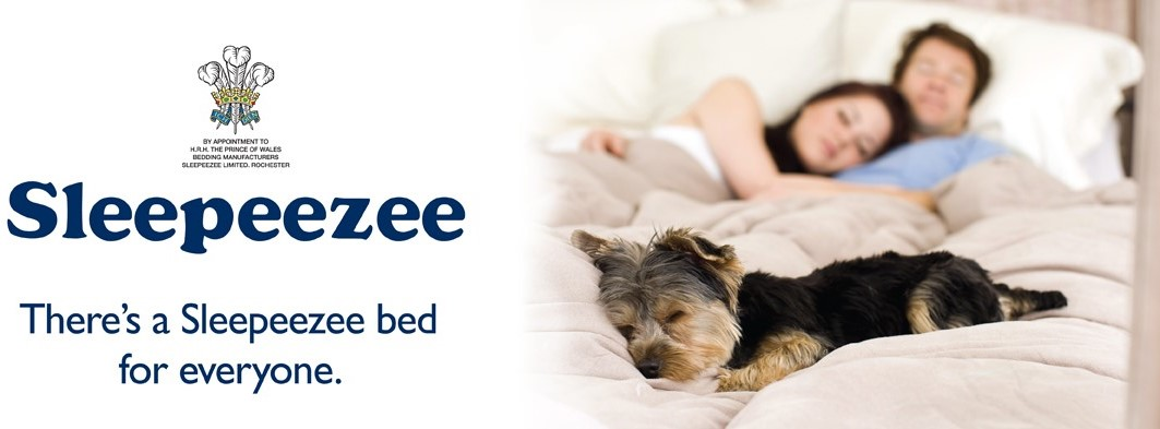 Sleepeezee Beds - There's a Sleepeezee Bed for everyone