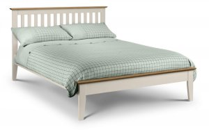Julian Bowen Salerno Two Tone Bed