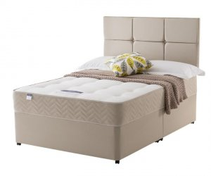Silentnight Amsterdam Miracoil Ortho Divan Bed
