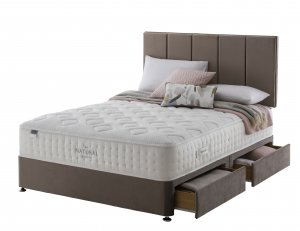 Silentnight Allegro Natural Pocket 1400 Divan Set