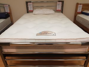 Double Sopor Arizona 1200 Mattress *Display Model*
