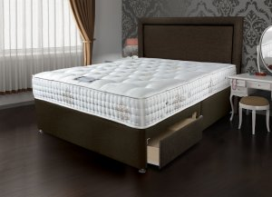 Sleepeezee Bordeaux 2000 Divan Bed