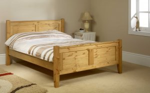 Friendship Mill Coniston High Foot Bed Frame