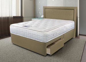 Sleepeezee Cool Sensations 2000 Divan Set