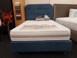 Double Elation 1000 Divan Bed With Headboard *Display Model*