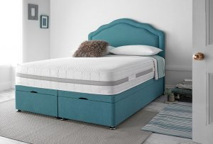 Gilt Edge Euphoria 1000 Divan Bed