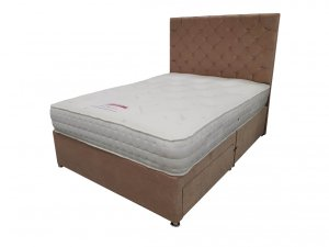 Linthorpe Beds Geneva Starlight Divan Bed