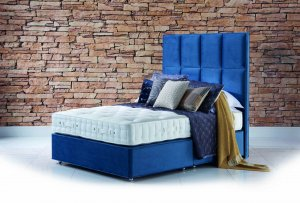 Orthos Elite Silk Divan Set - King Size