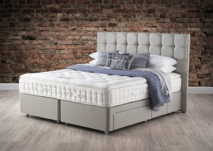Pillow Top Aurora Divan Set