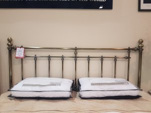 Super King Size Bentley Imperial Headboard *Display Model*