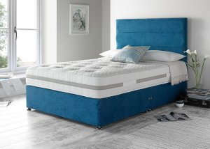Gilt Edge Indulgence 1500 Divan Bed