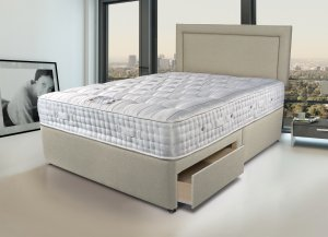 Sleepeezee Kensington 2500 Divan Bed