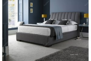 Kaydian Lanchester Ottoman Storage Fabric Bed Frame