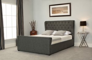 Emporia Manhattan Fabric Ottoman
