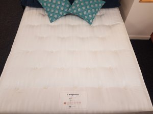 King Size Sleepeezee Megafirm 2000 Mattress *Display Model*