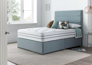 Gilt Edge Mistral 1000 Divan Bed