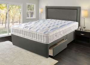 Sleepeezee Naturelle 1200 Divan Bed