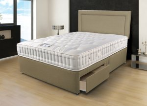 Sleepeezee Naturelle 1400 Divan Bed