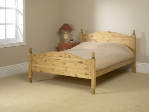 Friendship Mill Orlando High Foot Bed Frame