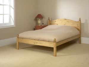 Friendship Mill Orlando Low Foot Bed Frame
