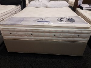 King Size Hypnos Pillow Top Pearl Mattress *Display Model*